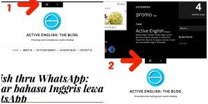 Tips menavigasikan blog kami